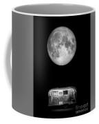 Super Moon Airstream 3 4 Coffee Mug