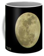 Super Moon March 19 2011 Coffee Mug
