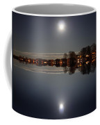 super moon night   Connecticut  Coffee Mug