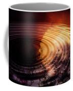 Super Moon Ripples Coffee Mug