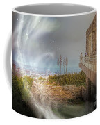 Super Natural Aliens Are Coming Getty Museum  Coffee Mug