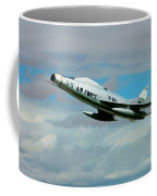 Super Sabre North American F-100  Coffee Mug