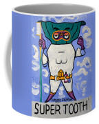 Super Tooth Coffee Mug