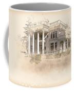 Superintendent's Home Drawing Coffee Mug