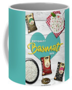 Superior Quality Basmati Rice Importers In New Zealand - Kashish Food Coffee Mug