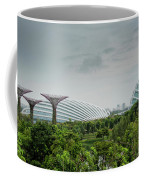 Supertrees At Gardens By The Bay Coffee Mug