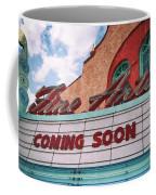 Support The Arts Coffee Mug