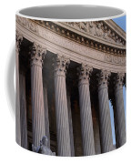Supreme Court Building Coffee Mug