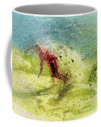 Surf Art Coffee Mug