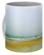 Surf Fishing On Florida's East Coast Coffee Mug