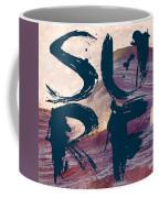 Surf V1 Coffee Mug