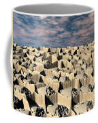 Surface Of Another World Coffee Mug