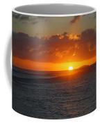 Surfers Beach Coffee Mug