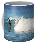 Surfing Asilomar Coffee Mug