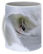 Surfing Bogue Banks 1 Coffee Mug
