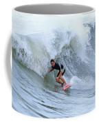 Surfing Bogue Banks 3 Coffee Mug
