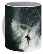 Surfing Hawaii 4 Coffee Mug