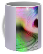 Surfing In The Light Coffee Mug