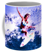 Surfing Legends 6 Coffee Mug