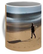 Surfing On Air  Coffee Mug