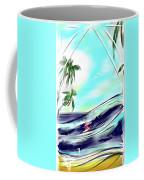 Surfs Up Coffee Mug