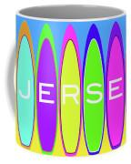 Surfs Up - Jersey Coffee Mug