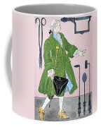 Surgeon, 18th Century Coffee Mug