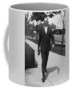 Surgeon General Walks To Work Coffee Mug