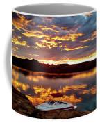 Surise On Lake Powell Coffee Mug