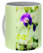 Surreal Columbine Coffee Mug