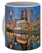Surreal Columbus Ohio Coffee Mug