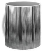 Surreal Forest Abstract. Coffee Mug