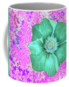 Surreal Poppy  Coffee Mug