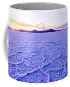 Surreal Salt Coffee Mug by Chad Dutson