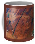 Surrealism Over The Plains Coffee Mug