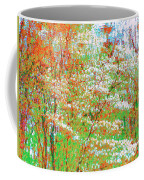 Lightness Of Surrender Coffee Mug