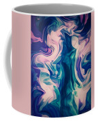 Surrounded By An Aura Of Love Coffee Mug