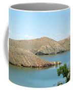 Surrounded By Mountains Coffee Mug
