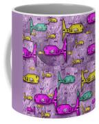 Sushi Naturelle Coffee Mug