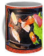 Sushi Plate 2 Coffee Mug
