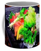 Sushi Plate 5 Coffee Mug