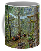Suspended In The Rain Forest Coffee Mug