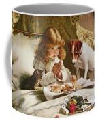 Suspense Coffee Mug by Charles Burton
