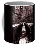 Suspension Bridge Coffee Mug