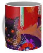 Suspicious Minds Coffee Mug