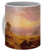 Susquehanna River Coffee Mug by Jasper Francis Cropsey