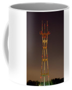 Sutro Tower Coffee Mug