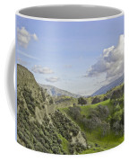 Swallow Bay Cliffs Coffee Mug