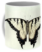 Swallow-tail Butterfly Coffee Mug