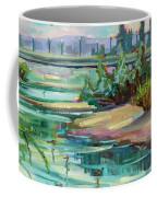 Swallowtail Riverside Coffee Mug